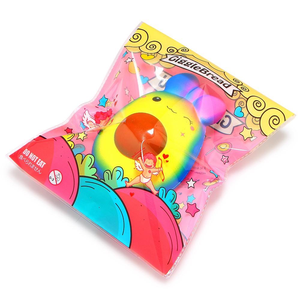 Đồ chơi bóp Squishy hình trái cây dễ thương  loamini565