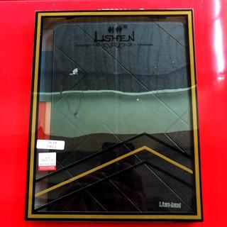 Bao Da Samsung Tab S2 9.7 Inch T815 Hiệu Lishen Lưng Dẻo Màu Đen thumbnail