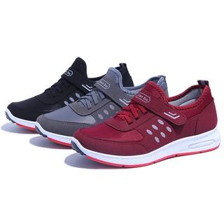 Giày thể thao nữ quai dán đế cao su siêu nhẹ - giày sneaker - Vincent shop