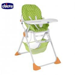 Ghế ăn trẻ em Pocket Lunch xanh lá Chicco