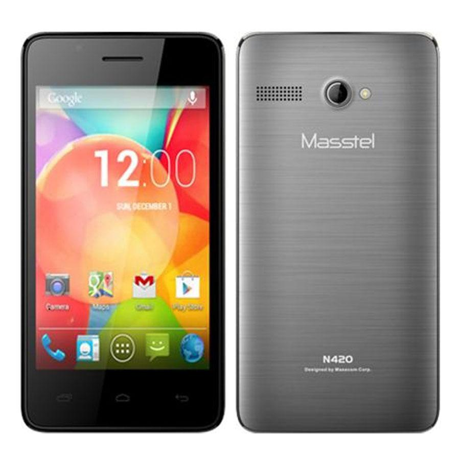 Masstel N420 4GB 2 Sim (Xám)