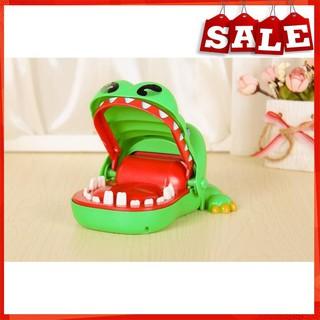 [BÁN LẺ] Đồ Chơi Khám Răng Cá Sấu Crocodile Dentist Cỡ Lớn [HOT]