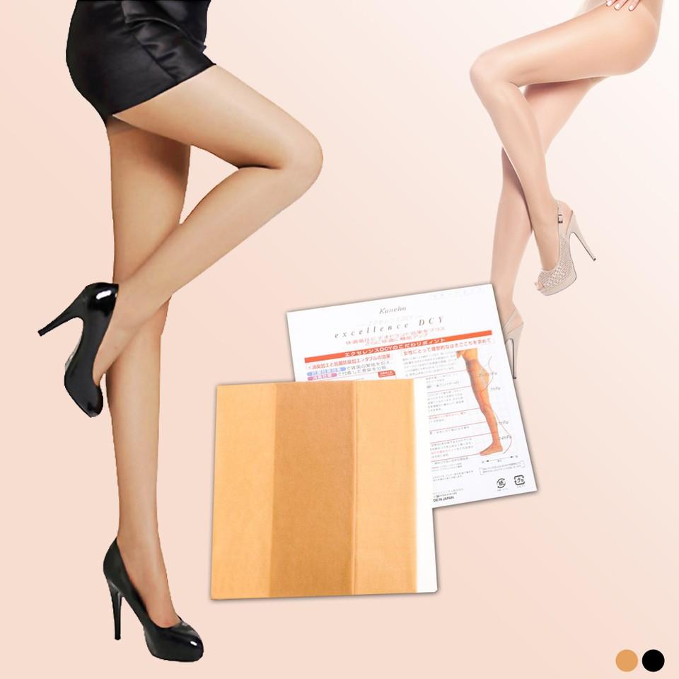 Siêu khuyến mại: Combo 5 quần tất Kanebo xuất Nhật mỏng, dai, bền