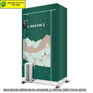 Tủ sấy quần áo dòng cao cấp Makxim USA – Hàng Công ty , Bảo hành 12 tháng trên Toàn quốc