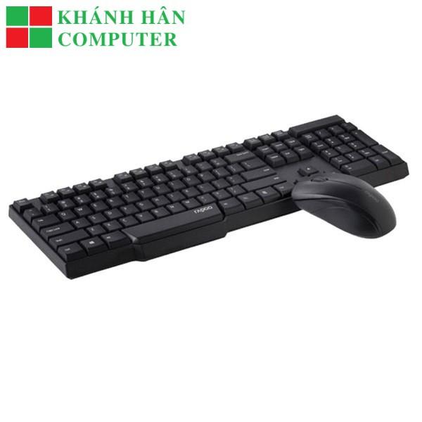 Bộ bàn phím chuột có dây Rapoo NX1700 - Bảo hành chính hãng 12 tháng - 2699018 , 419827967 , 322_419827967 , 199000 , Bo-ban-phim-chuot-co-day-Rapoo-NX1700-Bao-hanh-chinh-hang-12-thang-322_419827967 , shopee.vn , Bộ bàn phím chuột có dây Rapoo NX1700 - Bảo hành chính hãng 12 tháng
