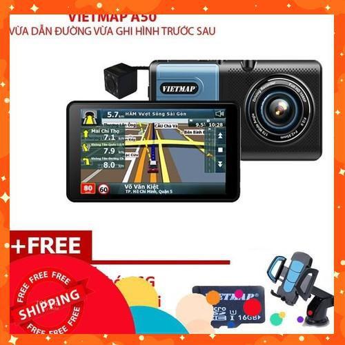 {Giảm giá} Camera hành trình Vietmap A50 ..