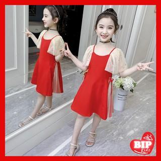 Váy Đầm Bé Gái Đẹp Sành Điệu Cao Cấp 10021