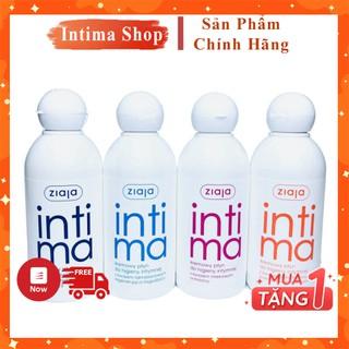 Intima Dung Dịch Rửa Vệ Sinh Dạng Sữa Ziaja Ba Lan, 200ml - Bộ 4 Sản Phẩm - Intima Shop 1