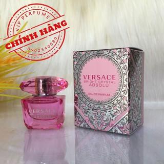 Nước hoa nữ chính hãng Versace Bright Crystal Absolu EDP 5ml thumbnail