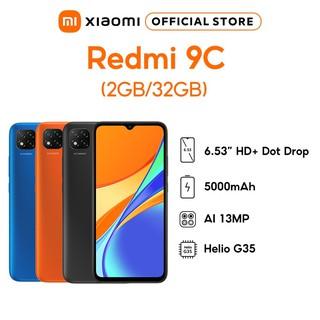 Điện thoại Xiaomi Redmi 9C - 2GB 32GB thumbnail