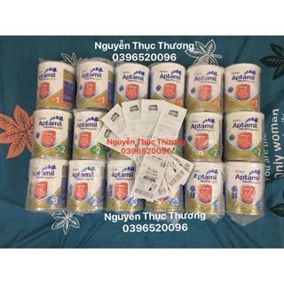 Sữa Aptamil Allerprosyneo dành cho bé dị ứng đạm bò tách lẻ 100gr