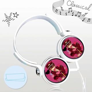 Tai nghe ÁC QUỶ TRONG NHÀ XÍ JIBAKU SHOUNEN HANAKO KUN thiết kế thông minh cá tính cắm dây có mic anime chibi