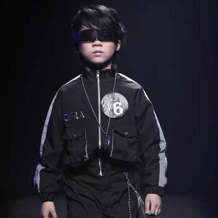 Thái Lan Người Bán Trẻ Em Phóng Đại Hình Mát Mắt Kính Trẻ Em Giai Đoạn Sàn Catwalk Đạo Cụ...