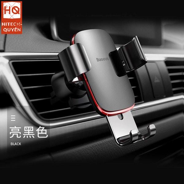 Giá đỡ điện thoại dùng cho xe hơi Baseus Metal Age Gravity
