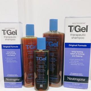 Dầu gội Neutrogena T/Gel therapeutic shampoo- Original Formula 130ml-250ml-473ml