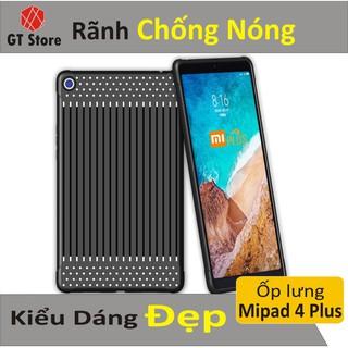 Ốp Lưng Silicon Xiaomi Mipad 4 Plus Cao Cấp Tản Nhiệt Cực Tốt - Ốp lưng Mi Pad 4 Plus