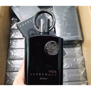 Nước hoa Afnan Supremacy Noir Edp 100ml