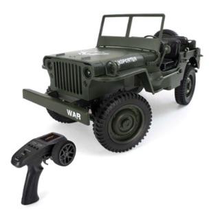 Xe quân sự jeep Q65 điều khiển từ xa