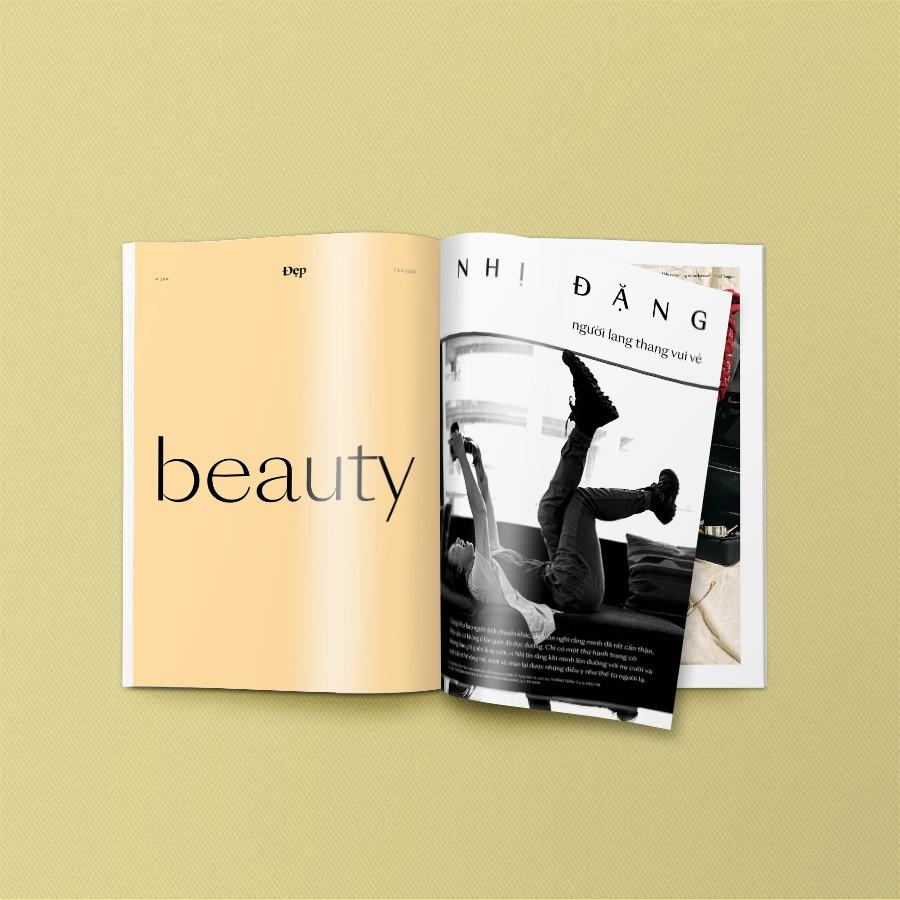 Tạp chí Đẹp - Số 256 (Tháng 7&8/2020)