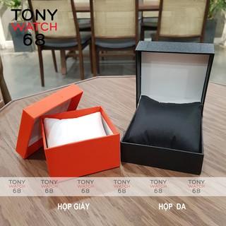 Hộp giấy đựng đồng hồ cứng cáp chống va đập Tony Watch 68 màu ngẫu nhiên thumbnail