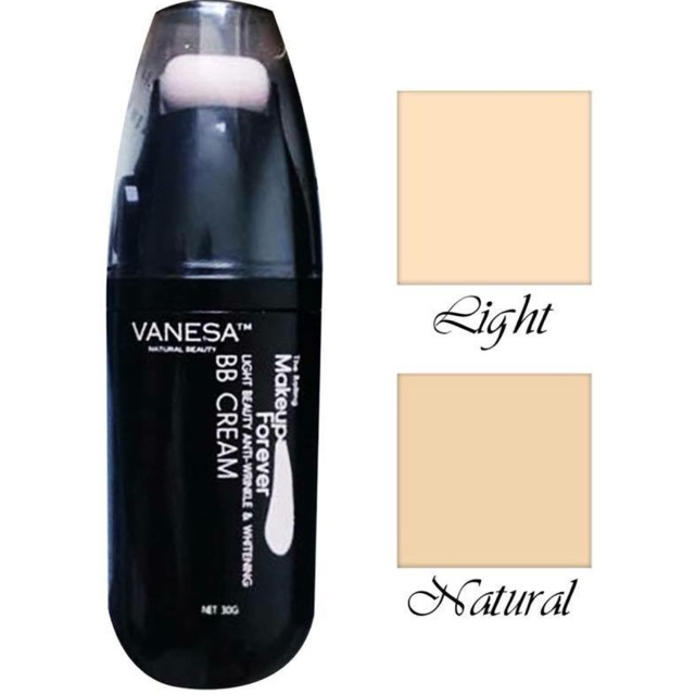 BB CREAM VANESA