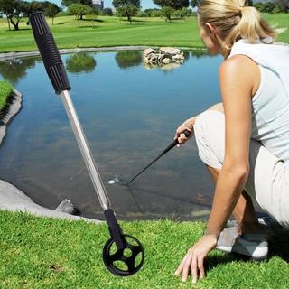 1 Bộ 8 Dụng Cụ Nhặt Bóng Golf Bằng Thép Không Gỉ