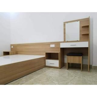 Combo phòng ngủ gỗ An cường chống ẩm MV162