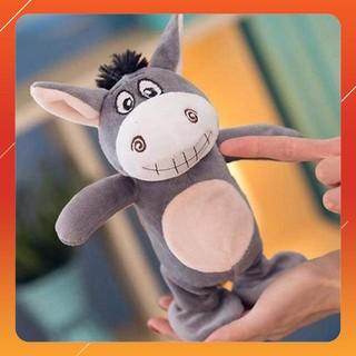 Lừa Donkey nhại tiếng, vừa đi vừa phát nhạc siêu dễ thương hàng xịn