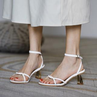 [Sẵn] Giày cao gót dây mảnh thumbnail
