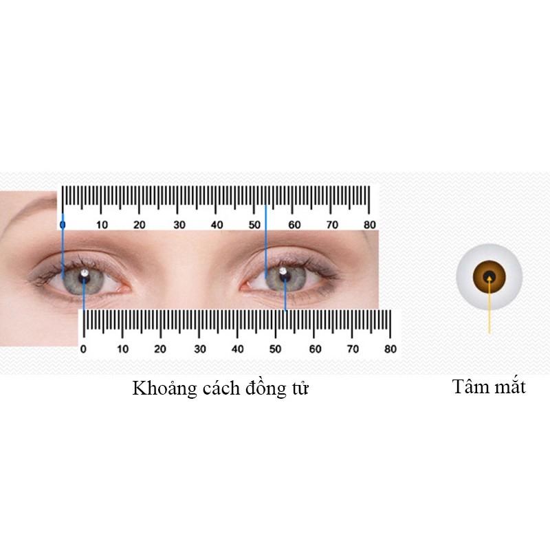 Tròng kính cận - Cắt mắt theo yêu cầu chính xác 99,99%
