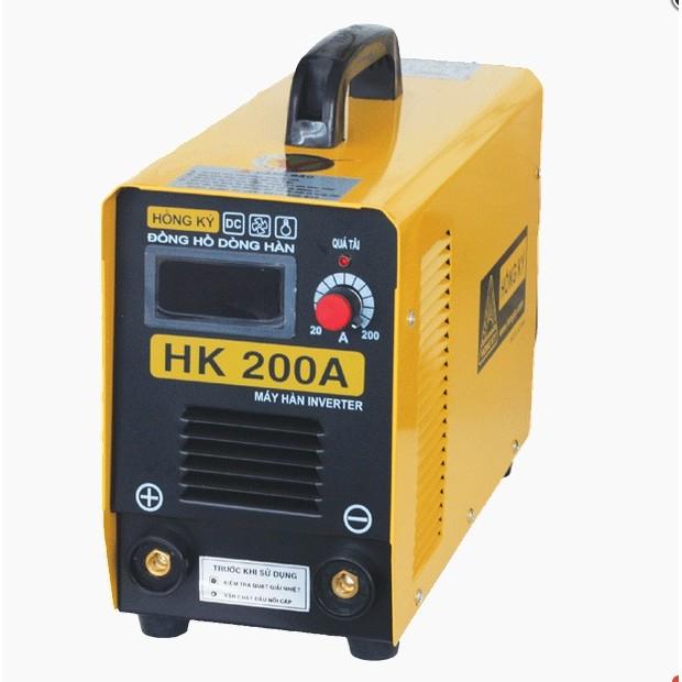 Máy hàn điện tử Hồng Ký HK-200A-PK - 2984906 , 265774576 , 322_265774576 , 4590000 , May-han-dien-tu-Hong-Ky-HK-200A-PK-322_265774576 , shopee.vn , Máy hàn điện tử Hồng Ký HK-200A-PK