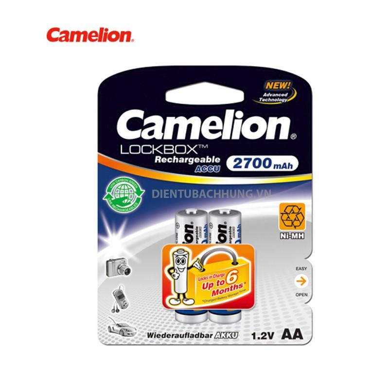Pin sạc AA Camelion 2700mAh