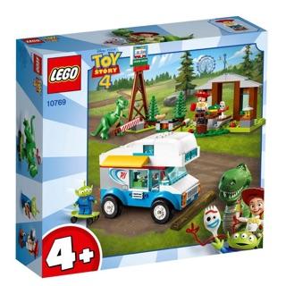 [CÓ SẴN] Lego UNIK BRICK 10769 Toy Story 4 RV Vacation – Xe dã ngoại cắm trại trong Câu chuyện đồ chơi chính hãng