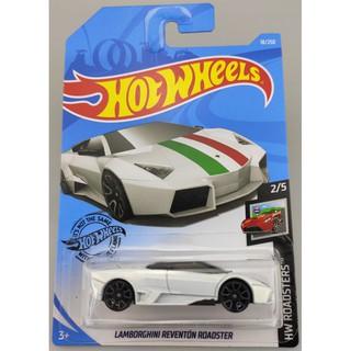 Xe mô hình Hot Wheels Lambor.ghini Reventón Roadster FYF70