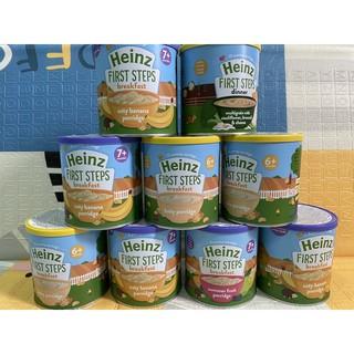 Bột ăn dặm Heinz Anh cho bé từ 6m+ [DATE 1-2-3/22]