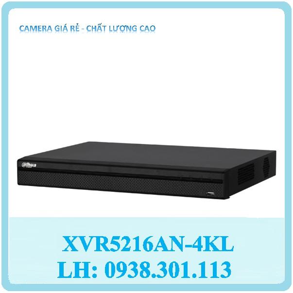Đầu ghi hình HDCVI/TVI/AHD và IP 16 kênh DAHUA XVR5216AN-4KL - 15408798 , 1107238632 , 322_1107238632 , 5450000 , Dau-ghi-hinh-HDCVI-TVI-AHD-va-IP-16-kenh-DAHUA-XVR5216AN-4KL-322_1107238632 , shopee.vn , Đầu ghi hình HDCVI/TVI/AHD và IP 16 kênh DAHUA XVR5216AN-4KL