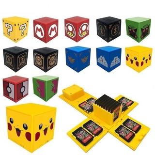 Túi Đựng Đĩa Game Nintendo 16 Ngăn Tiện Lợi thumbnail
