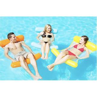 Phao Bơi Võng Nước SURFACE - phao bơi giường lưới thumbnail