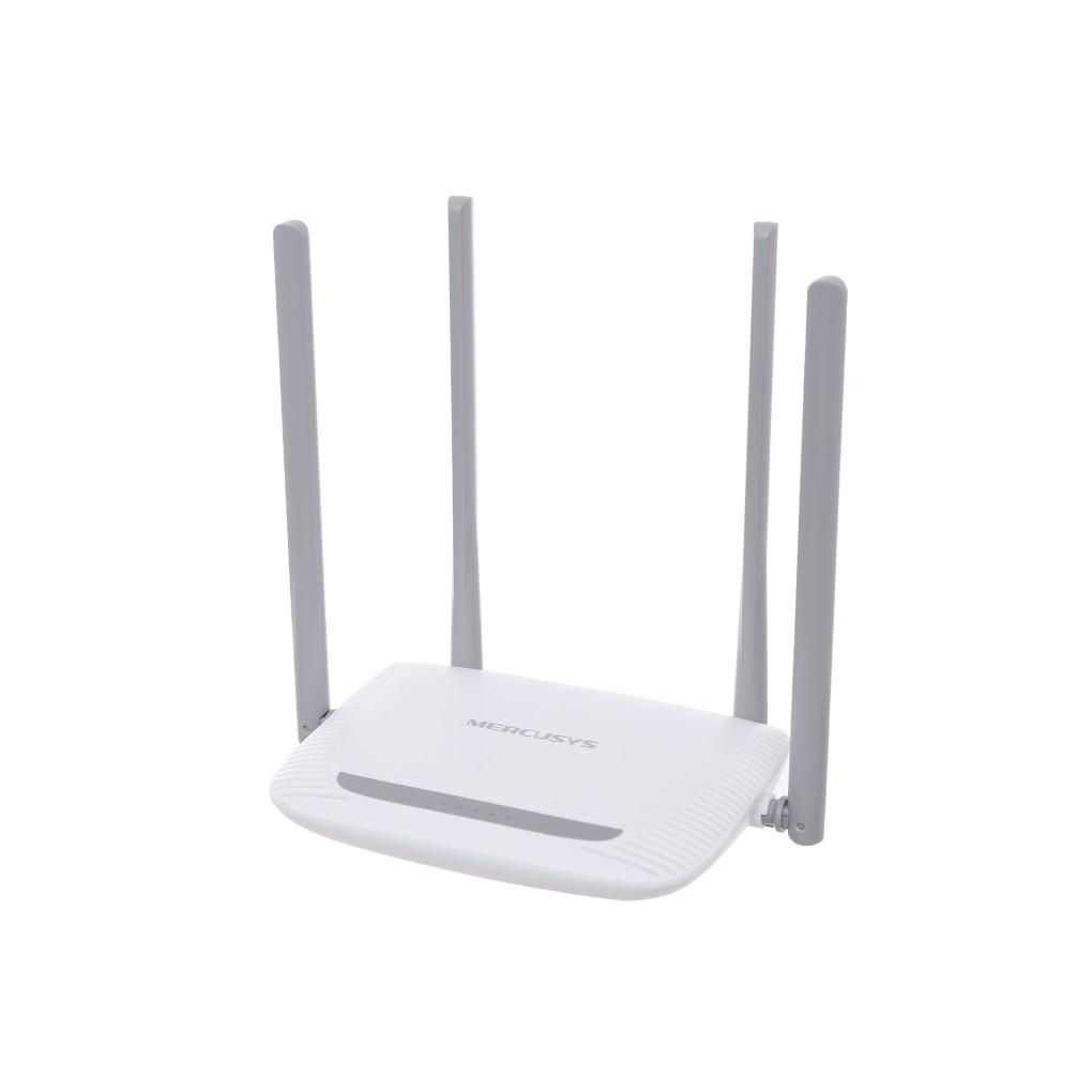 [Mã 267ELSALE hoàn 7% đơn 300K] Bộ phát wifi 4 râu Mercusys MW325R