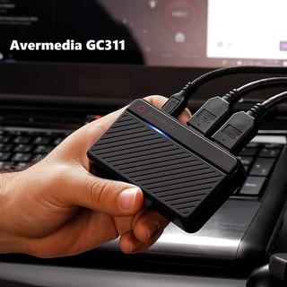 Thiết Bị Stream Capture Card AverMedia GC311 Live Gamer Mini - Capture Card AVerMedia Live Gamer MINI GC311 1080P 60FPS thumbnail