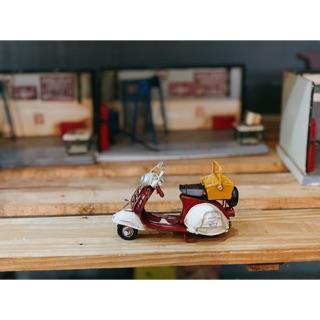 Mô hình Vespa mini Handmade 11cm 100% handmade