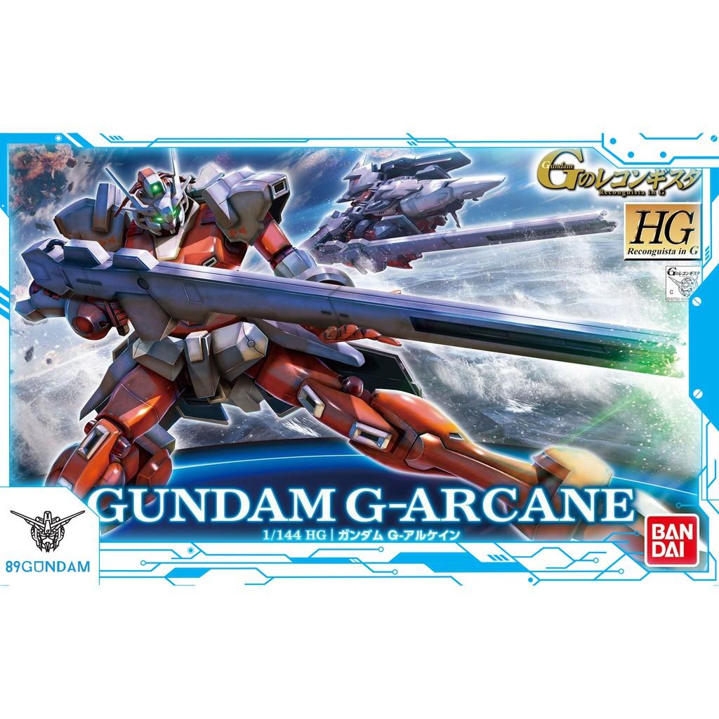 Mô Hình Lắp Ráp Gundam Reconguista in G HG G-Arcane