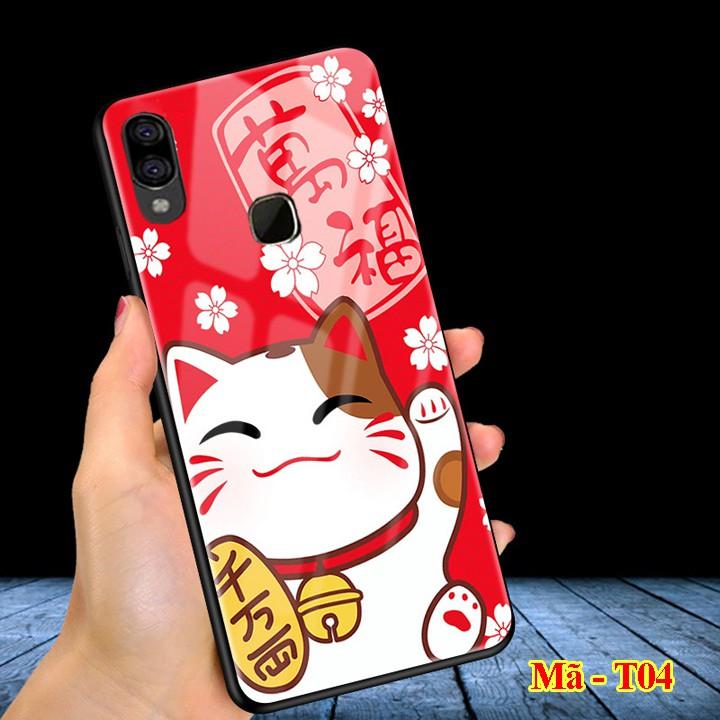 [Free Ship] Ốp lưng Xiaomi Redmi Note 7 Pro ốp điện th0ại mặt lưng kính KÍNH IN HÌNH chống trầy xước, đẹp, cao cấp