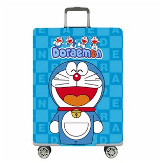 Túi bọc bảo vệ vali - Doremon (mẫu mới) thumbnail