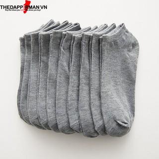 Hình ảnh Tất nam cổ ngắn hàng Việt Nam xuất khẩu chống hôi chân Thedapperman-4