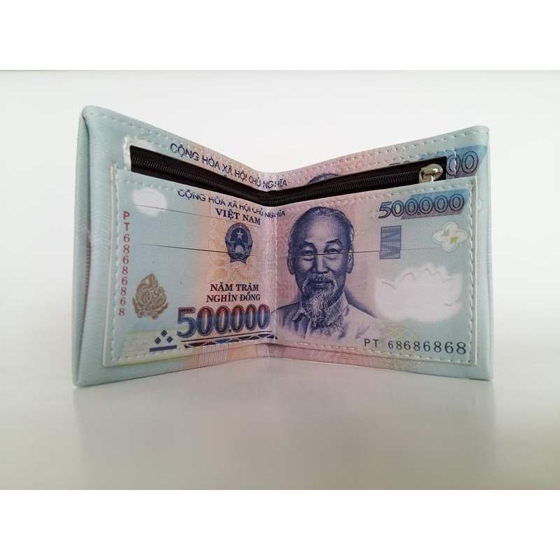 Bóp Da Nam Hình Tiền 500K VNĐ - 2838819 , 84696614 , 322_84696614 , 65000 , Bop-Da-Nam-Hinh-Tien-500K-VND-322_84696614 , shopee.vn , Bóp Da Nam Hình Tiền 500K VNĐ