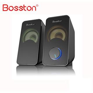 Loa Vi Tính Bosston Z220 Đèn Led RGB Cực Đẹp
