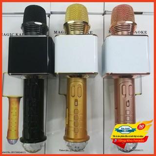 [ Siêu rẻ ] Micro Karaoke Bluetooth SD-09L