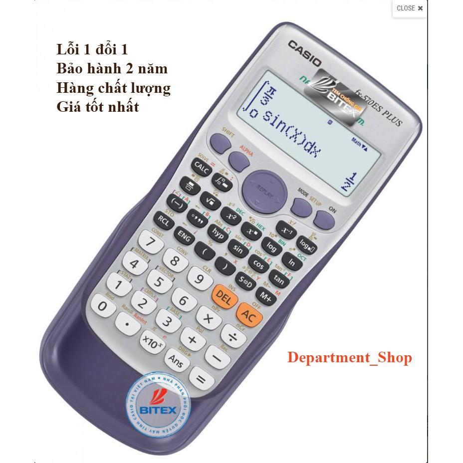 (Made in Thái Lan) Máy tính Casio FX570ES Plus