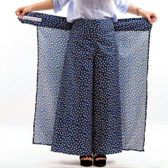 Quần váy chống nắng thông minh